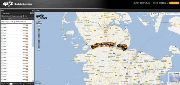 GPS-Signal-von-Husum-Eckernfoerde-Ultra-61,5-km